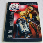 The Art Star Wars Galaxy Volume Two Topps